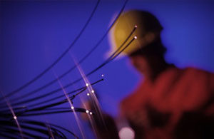 سیستم حفاظت پیرامونی فیبر نوری FFT