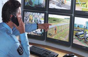 سیستم نظارت و کنترل تلویزیون مدار بسته